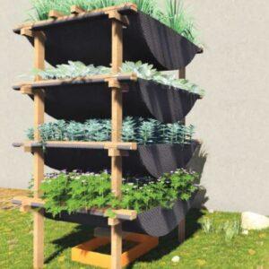 Free-Standing Vertical Farm